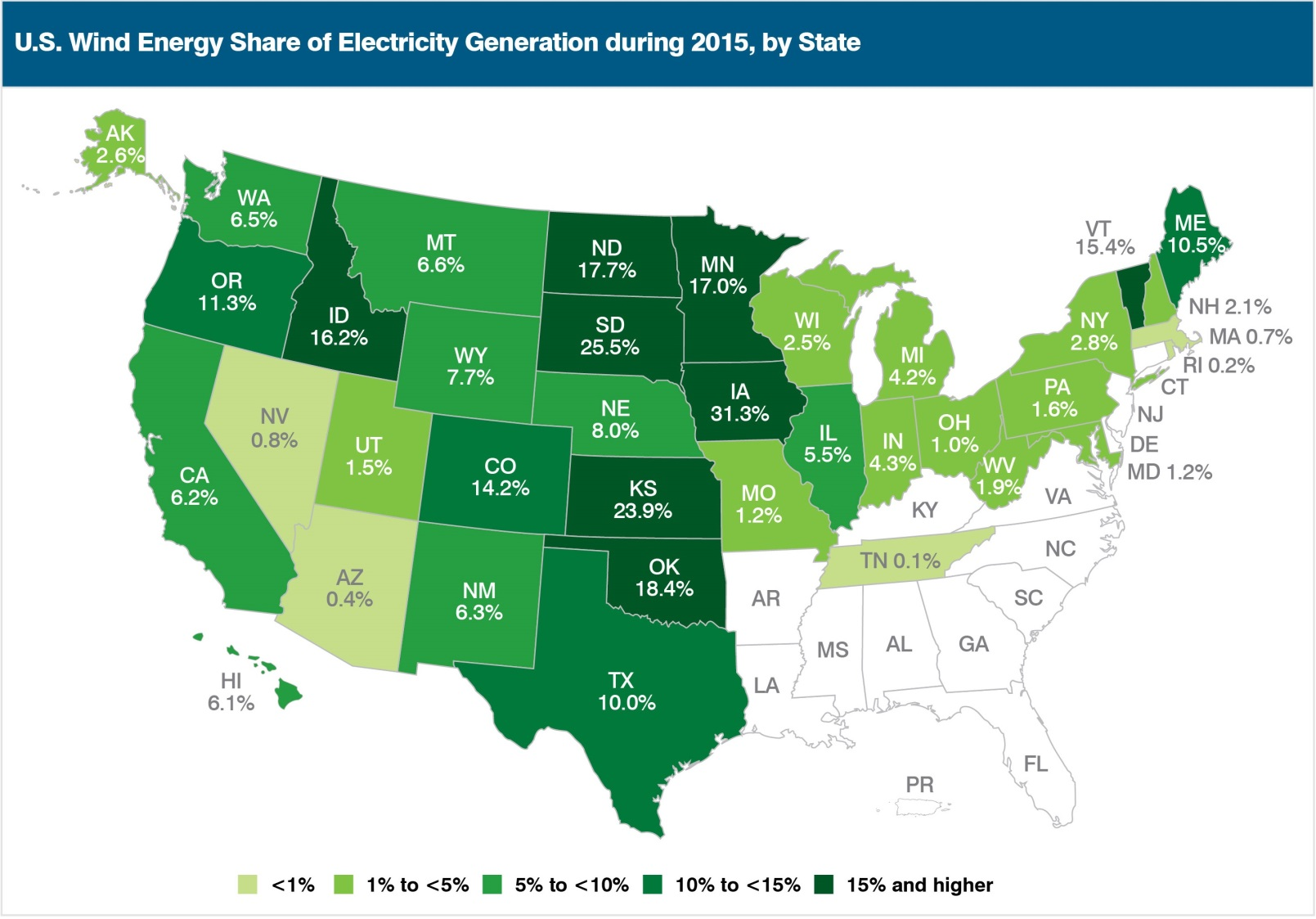 Windpowered Electricity Generation In Iowa Iowa Utilities Board - United states map iowa